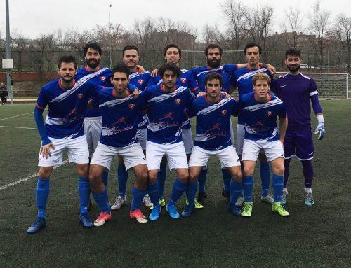 """C.D. Unión Aravaca 1 – A.D. Calasanz Pozuelo """"A"""" 1  Jornada 13 – Temporada 19-20"""