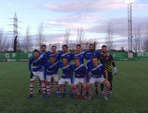 "A.D. Calasanz Pozuelo ""A"" 0 – Torrelodones C.F. 5  Jornada 16 – Temporada 19-20"