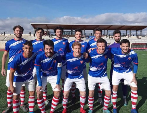 """Unión Collado Villalba 2 – A.D. Calasanz Pozuelo """"A"""" 1  Jornada 17 – Temporada 19-20"""