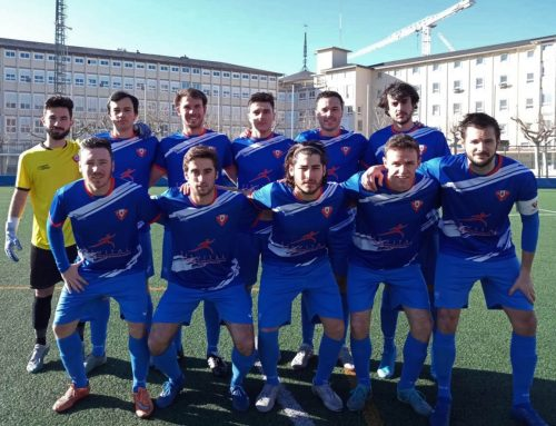 """CLUB SAN AGUSTÍN 0 – A.D. Calasanz Pozuelo """"A"""" 7  Jornada 15 – Temporada 19-20"""