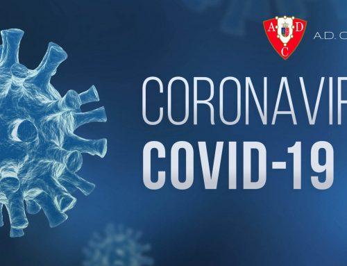 Protocolo prevención COVID-19 en los entrenamientos de A.D. Cala Pozuelo